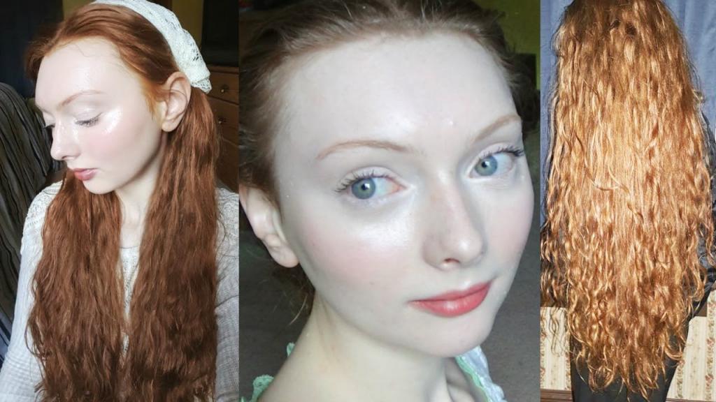 BEAUTY FOODS     Glowing Skin & Long Hair - YouTube