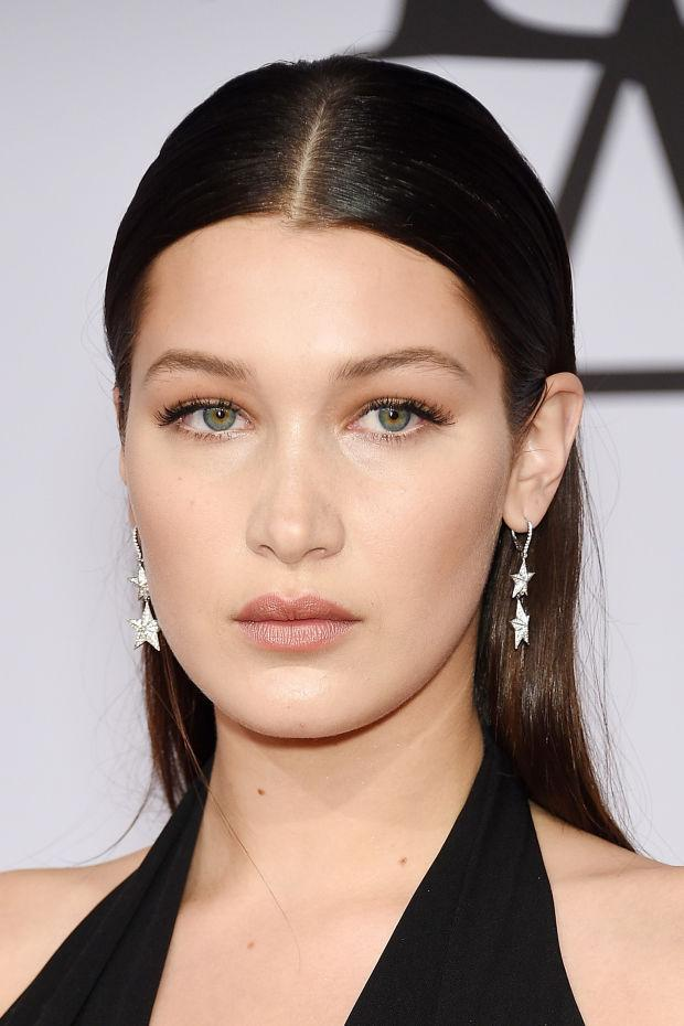 Bella Hadid, Before And After - Beautyeditor