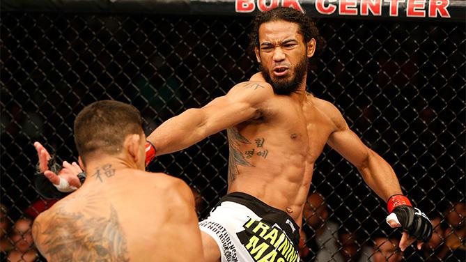 Benson Henderson: Performing Is His Job   UFC      - News