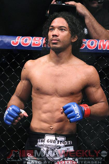 Benson Henderson Went From Mopping Gym Floors To Owning The Gym