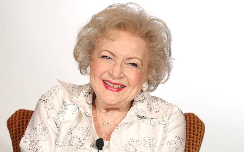 Betty White Is Rad And So Can You   The Huffington Post