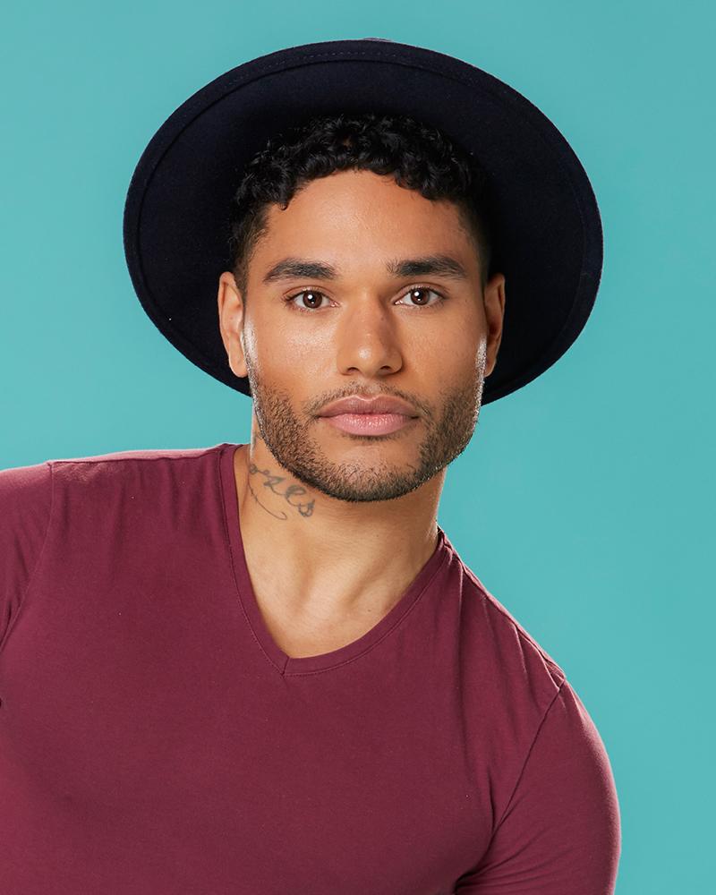 Big Brother Cast: Jozea Flores