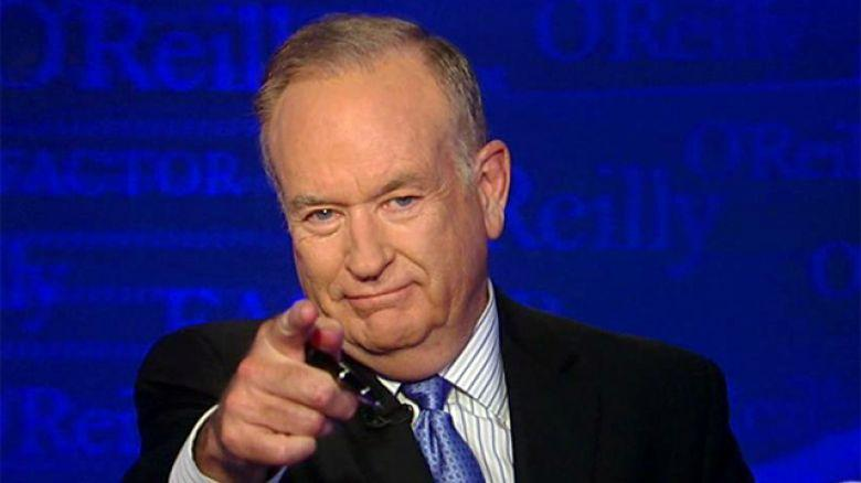 Bill O'Reilly Vows To Leave The Country If We All Vote For Bernie