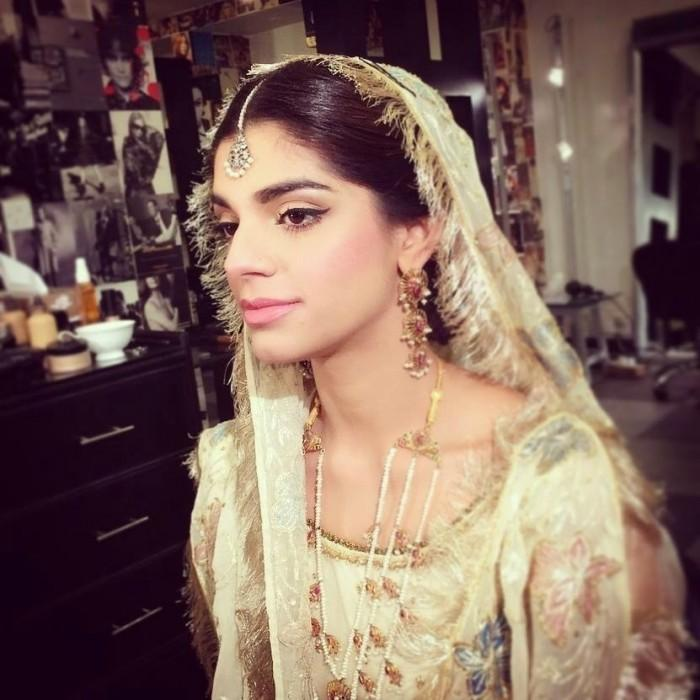 Biography: Sanam Saeed Weds To Her Childhood Friend
