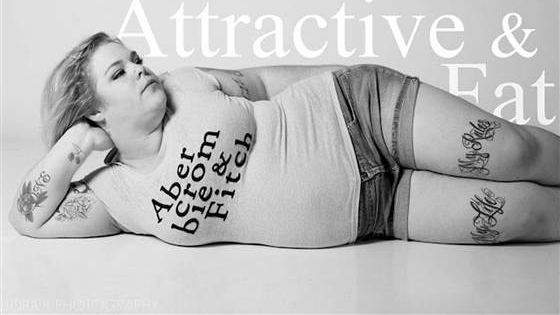 Blogger To Abercrombie & Fitch: A&F Means 'Attractive & Fat
