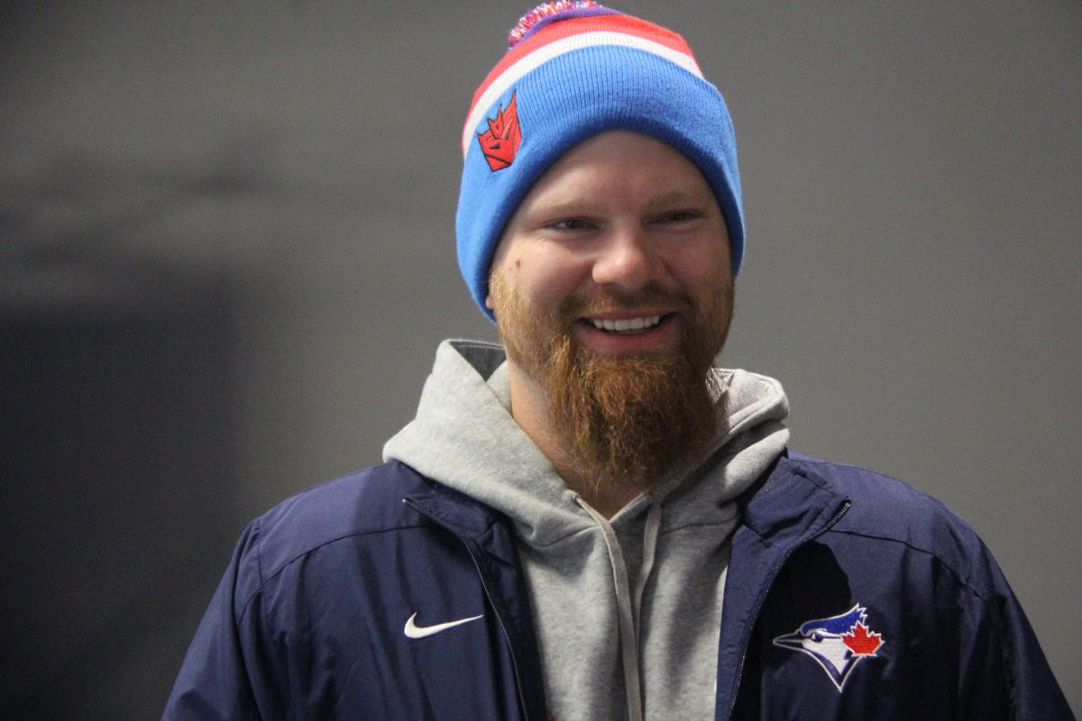 Blue Jays' Adam Lind Working On A Six-pack Of Hitting Coaches