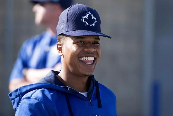 Blue Jays Pitcher Marcus Stroman: 'Toronto Is A Baseball City