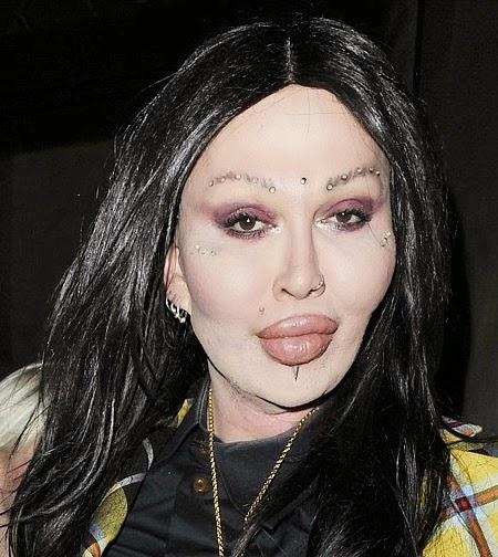 Bluestocking Blue: Pete Burns