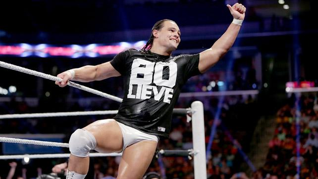 Bo Dallas Injury: Updates On WWE Star's Foot And Return   Bleacher