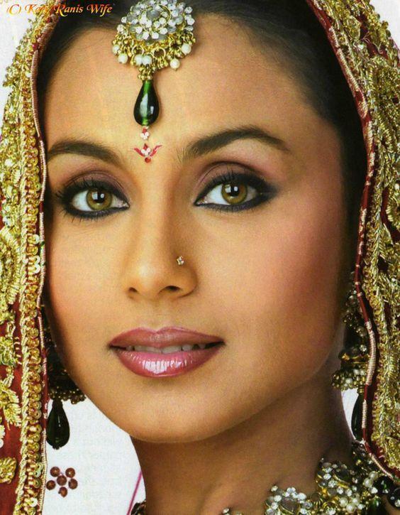 Bollywood Actress, Rani Mukerji And Bollywood On Pinterest