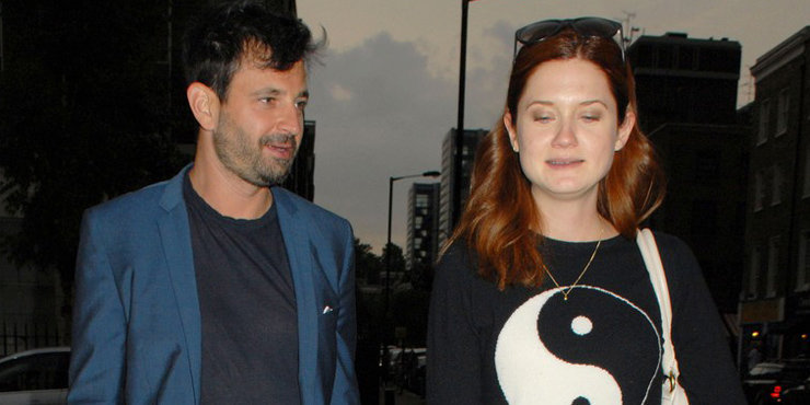 Bonnie Wright And Boyfriend Simon Hammerstein Are Engaged!!!