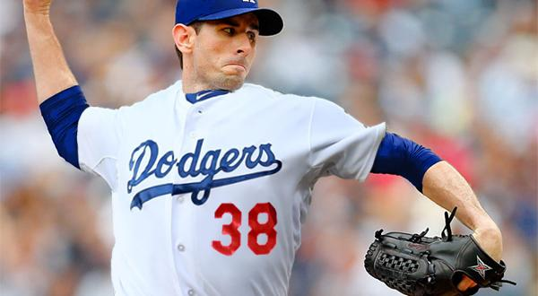 Brandon McCarthy:Set For Another Strong Start - Los Angeles - Scout