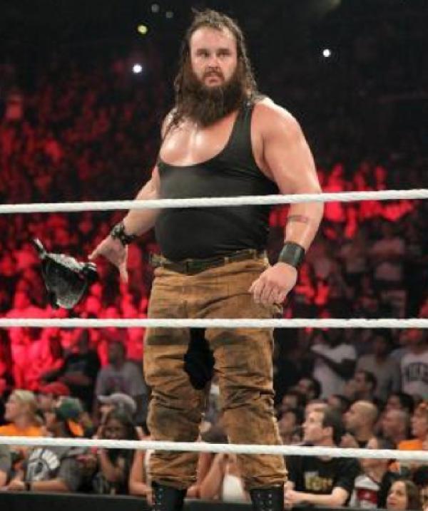 Braun Strowman: Profile & Match Listing - Internet Wrestling