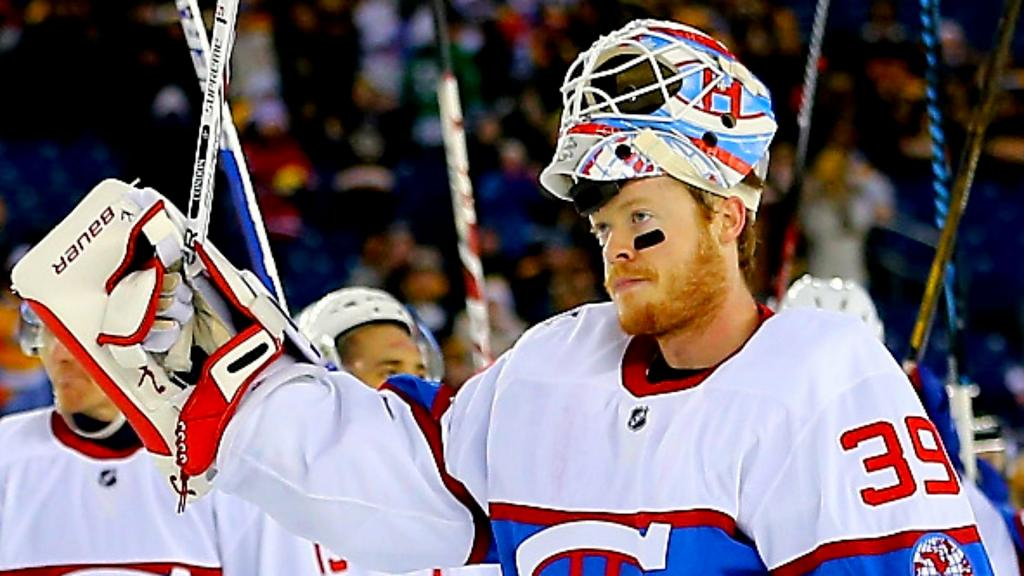 BREAKING: Mike Condon Won't Be Going To The AHL