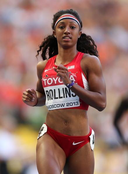 Brianna Rollins Photos - 14th IAAF World Athletics Championships