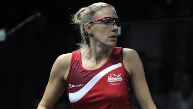 British Open: Laura Massaro Knocked Out By Camille Serme - BBC Sport