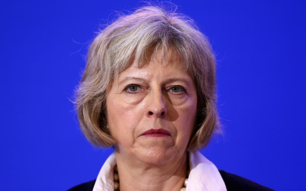 British Prime Minister Theresa May To Visit India From November 6