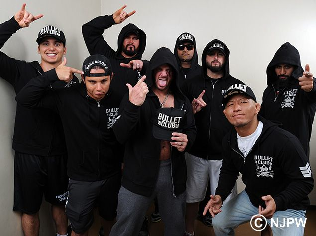 Bullet Club   Fave Wrestlers   Pinterest   Bullets And Products