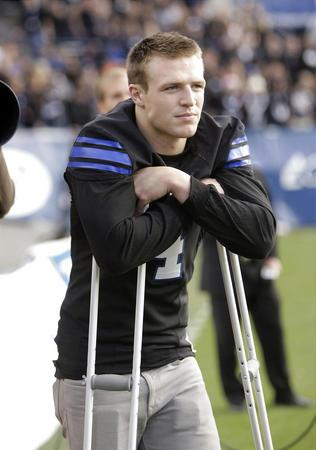 BYU's Taysom Hill May Be A Candidate To Transfer To Michigan