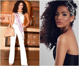 Candidata Do PI, Monalisa Alc  Ntara Chega A Fortaleza Para O 'Miss