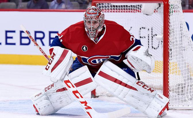 Carey Price Sidelined At Least Six Weeks     Hockey World Blog
