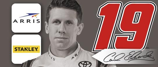 Carl Edwards - Joe Gibbs Racing Online Store For NASCAR Merchandise