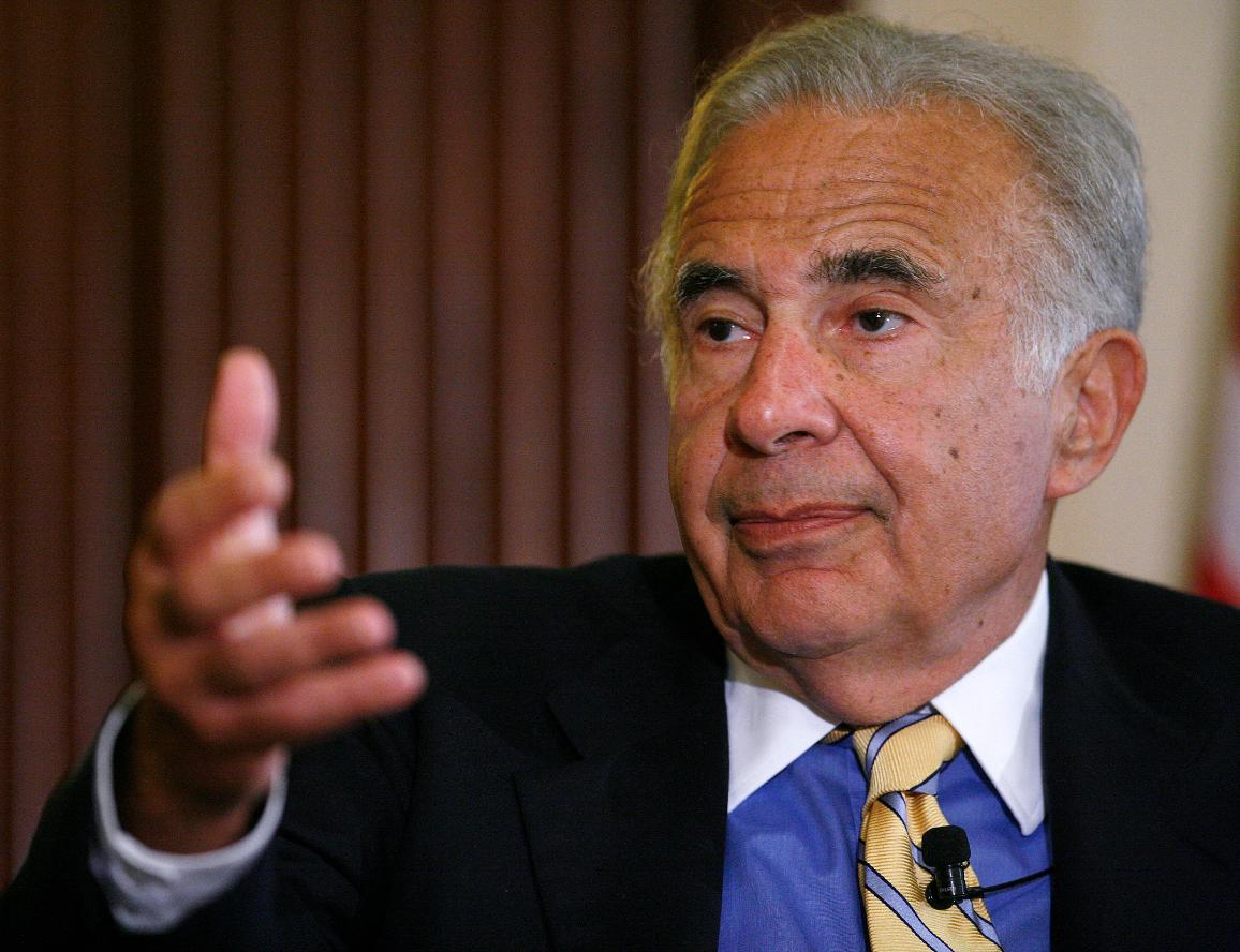 Carl Icahn Apple Letter - Business Insider