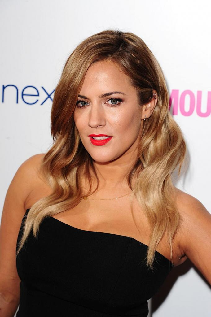Caroline Flack Aims To Master Her 'dance Face' On Strictly Come