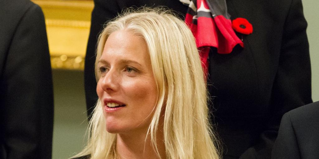 Catherine McKenna, Environment Minister, Says Climate Science Is