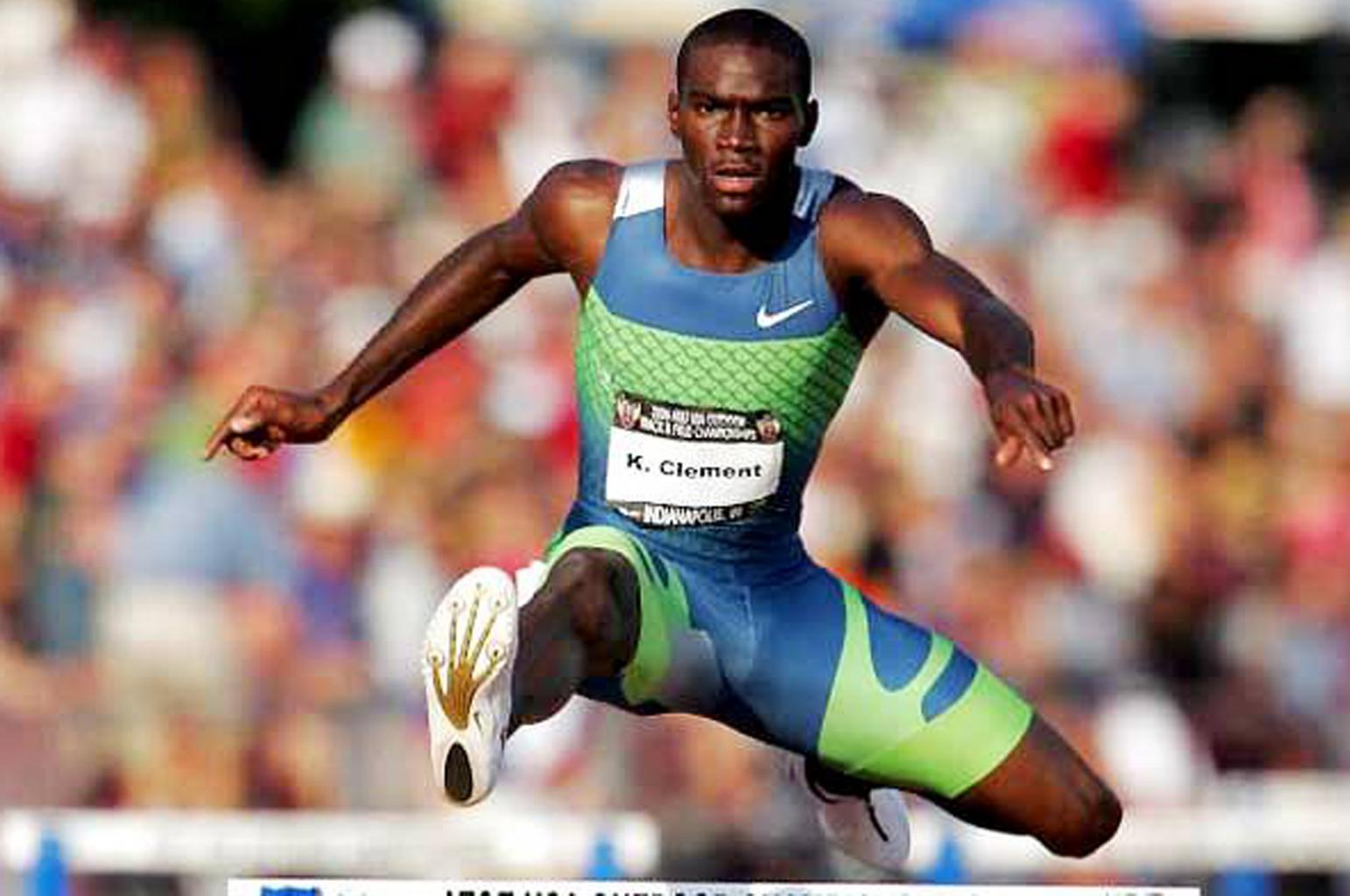 Celebrity Drive: Kerron Clement, Olympic 400-meter Hurdler - Motor Trend