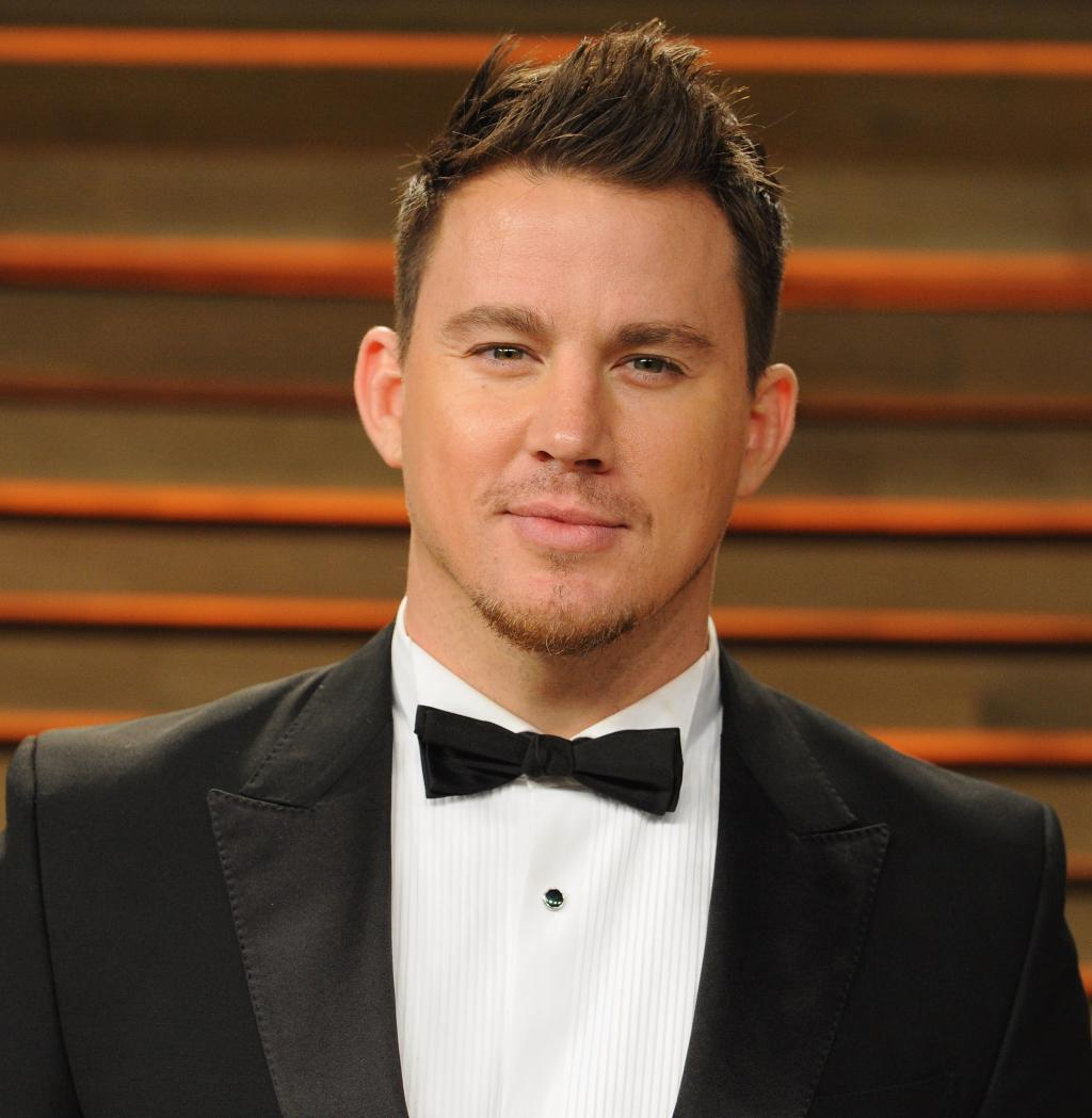Channing Tatum Is Barely Recognizable In His Winnie The