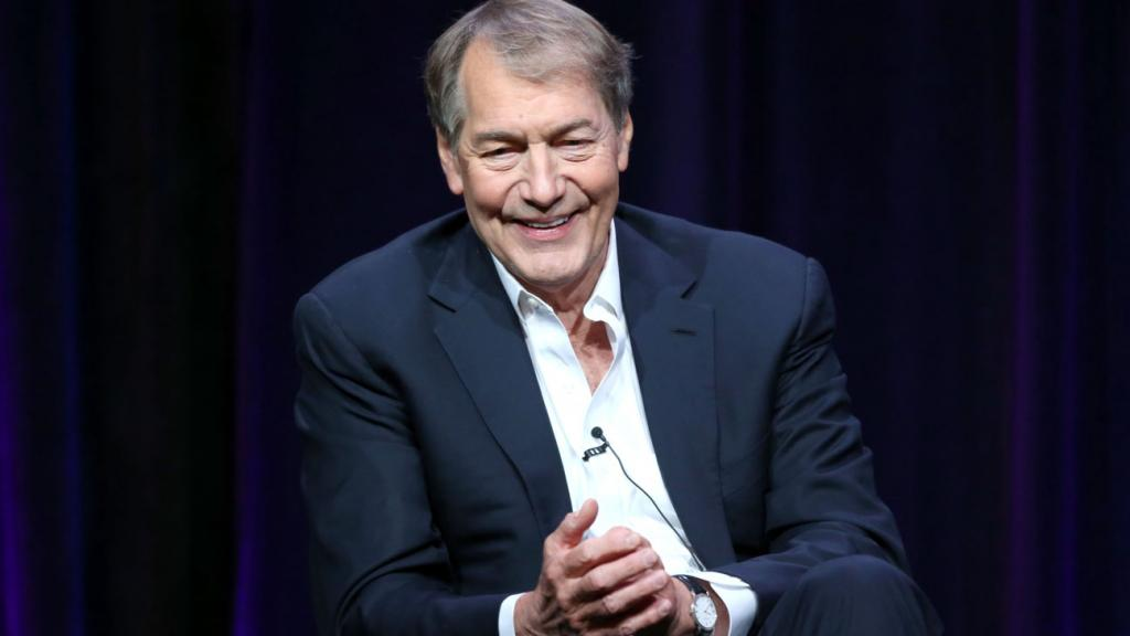 Charlie Rose, 'Intellectual Athlete,' Talks Naps And Mining Archives