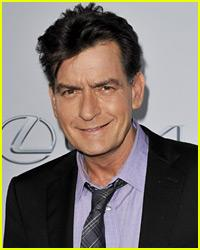 Charlie Sheen News, Photos, And Videos   Just Jared