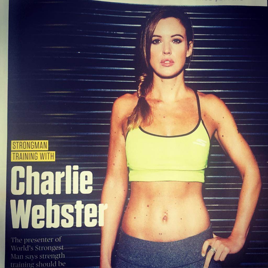 Charlie Webster HD photos