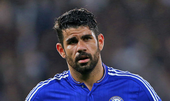 Chelsea Hit Man Diego Costa Waiting On Result Of Mike Dean's Report