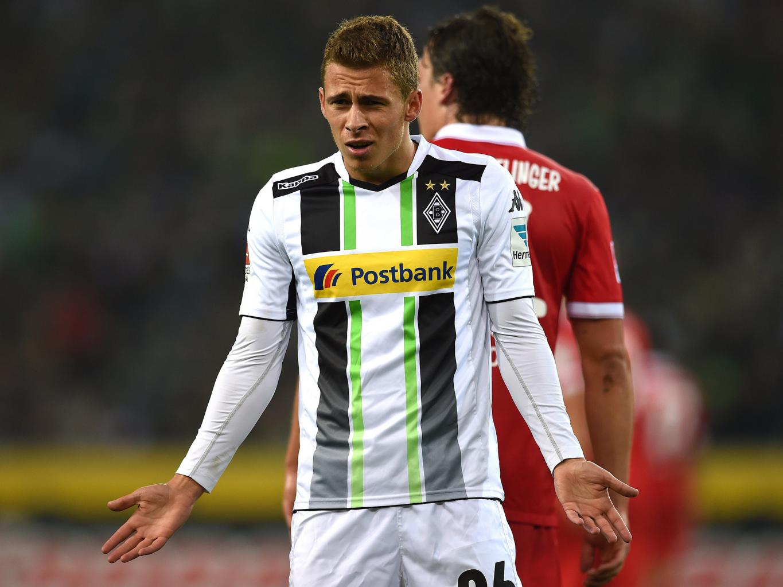 Chelsea Sell Thorgan Hazard To Borussia Monchengladbach For 1500