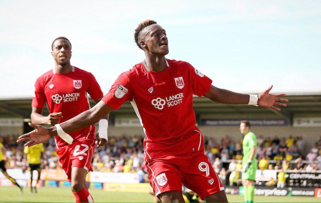 Chelsea's Tammy Abraham Lifts Bristol City To Victory V Burton (Video)