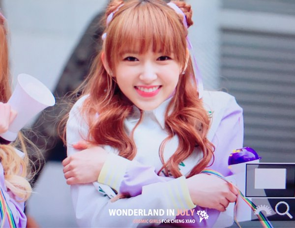 Cheng Xiao Should Just Make The Chun Li Cosplay Look A Permanent