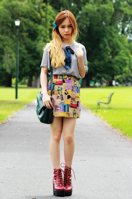 Chloe Ting's Year In High Heels     High Heels Daily