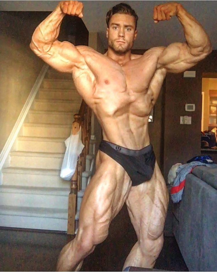 Chris Bumstead - Look Out For This Guy In The Future
