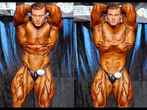 Chris Bumstead Looking Insane At The 2016 IFBB North American