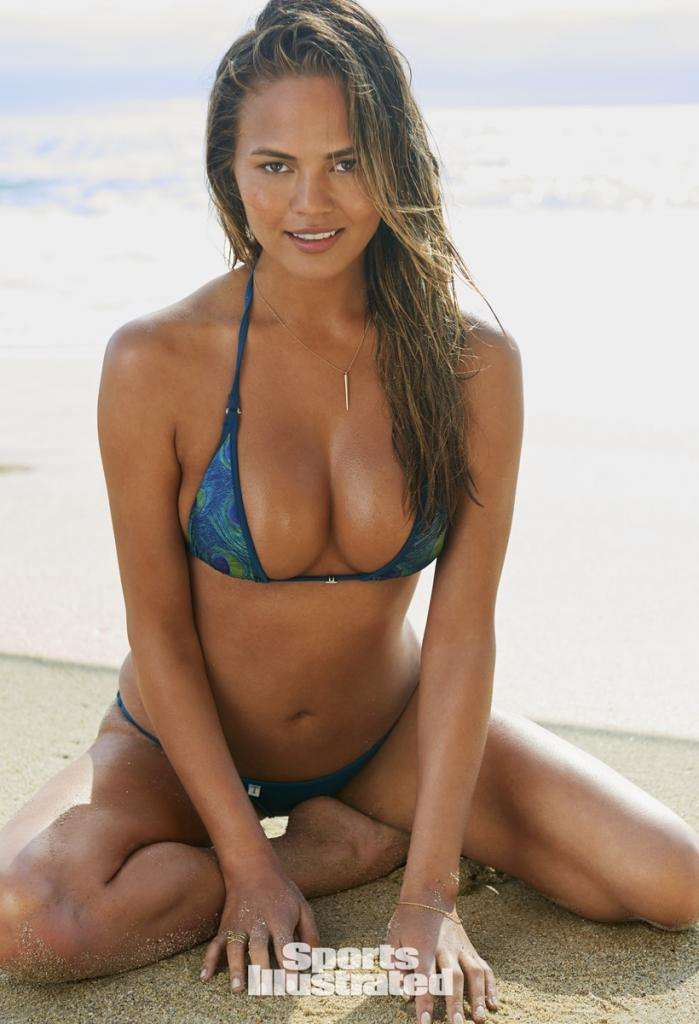 Chrissy Teigen Swimsuit Photos, Sports Illustrated