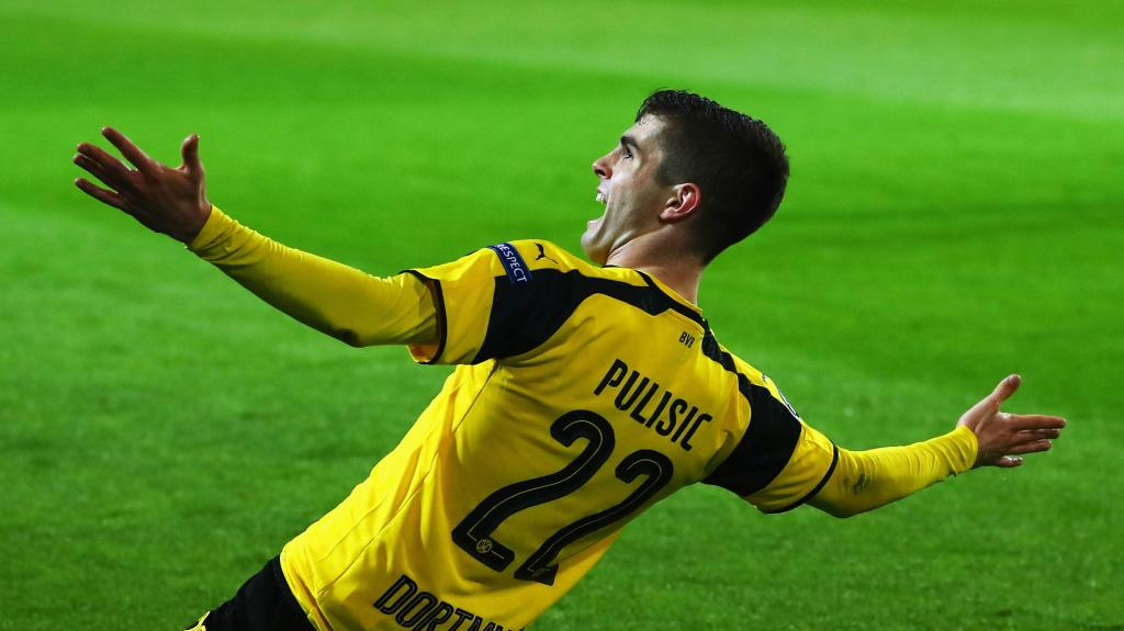 Christian Pulisic: Champions League Goal An 'incredible, Amazing