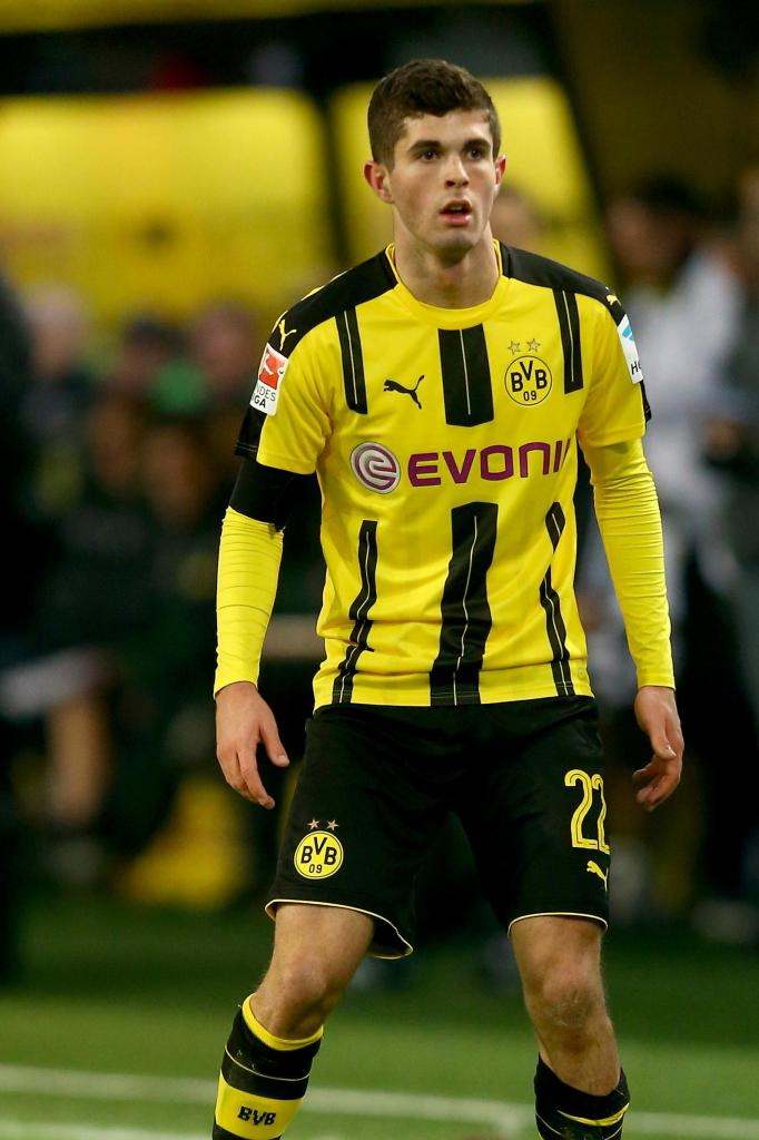 Christian Pulisic The Latest Whizkid To Come Out Of Dortmund, But