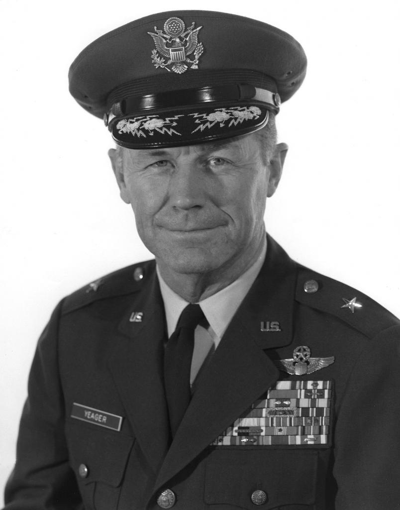 Chuck Yeager - Wikiwand