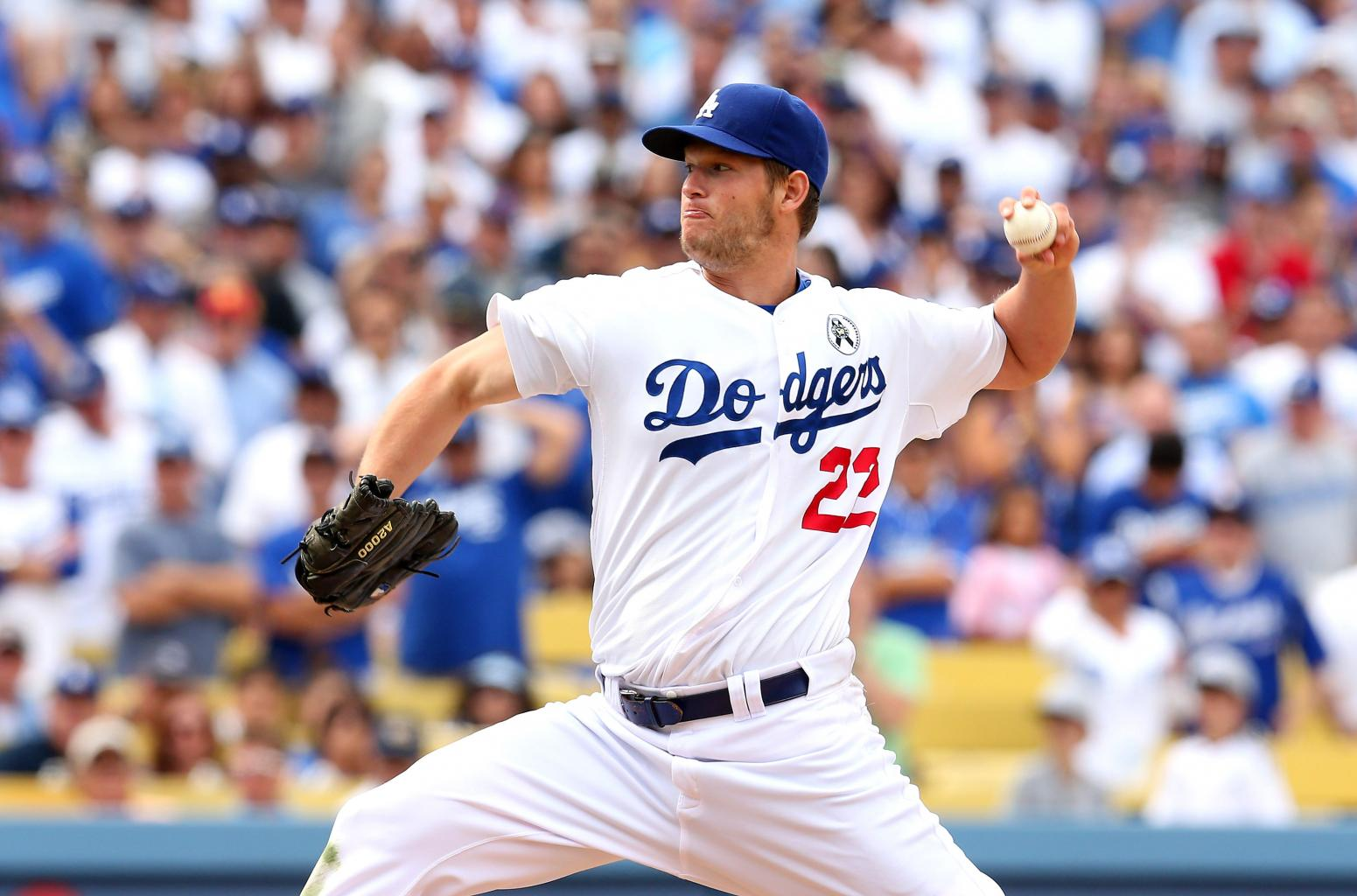 Clayton Kershaw To Pitch Versus White Sox Thursday March 5th