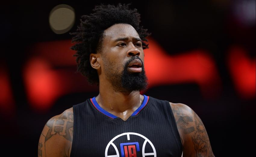 Clippers: No Blake Griffin, No Problem For DeAndre Jordan