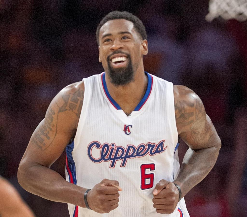Clippers Score On Last-minute Turnaround, Keep DeAndre Jordan - The