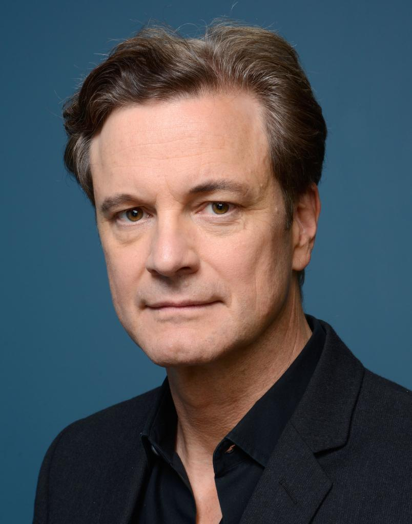Colin Firth Appears Gaunt At London Fashion Week     See The Pics Of