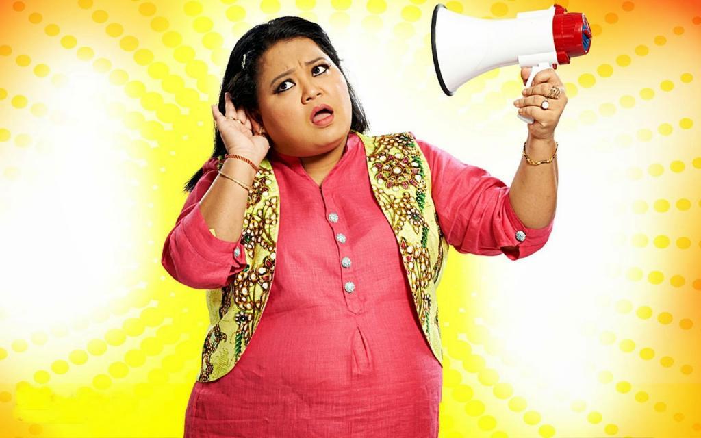 Comedy Queen: Bharti Singh   Social Mirage